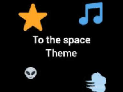 To the Space Theme