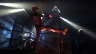 Charlie Winston - Kick The Bucket @ Lyon, Le Transbordeur 03.04.2015