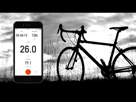 Top 5 Cycling Apps