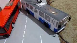 Троллейбусы Автопром и Технопарк