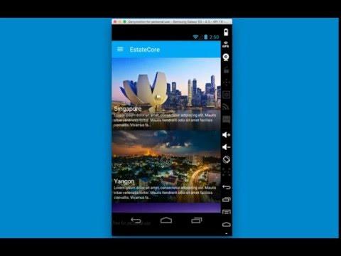 EstateCore Android App Features