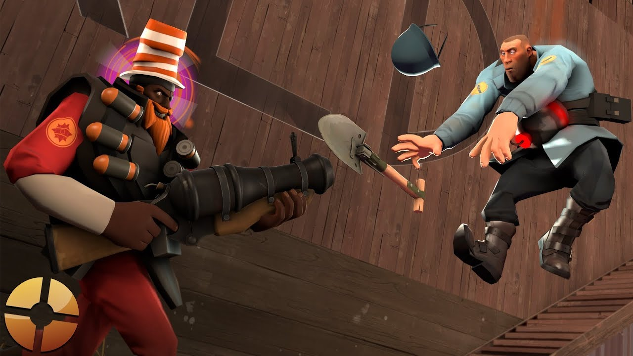 tf2 how to counter trolldier part 1 of 3 youtube