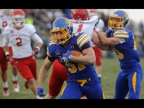 Zach Zenner (JR) 2013 Highlights | HD