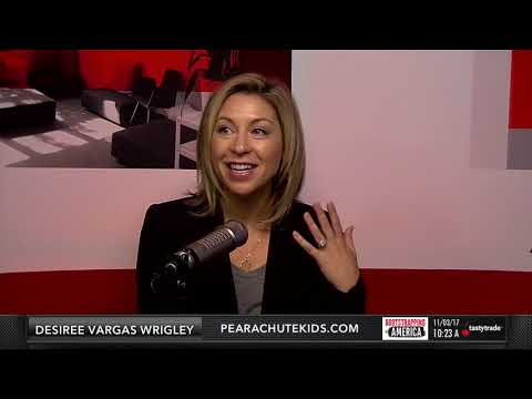 Desiree Vargas Wrigley of Pearachute | Bootstrapping in America
