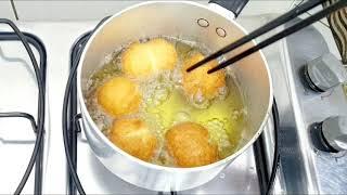 Delicioso Bolinho de Okinawa