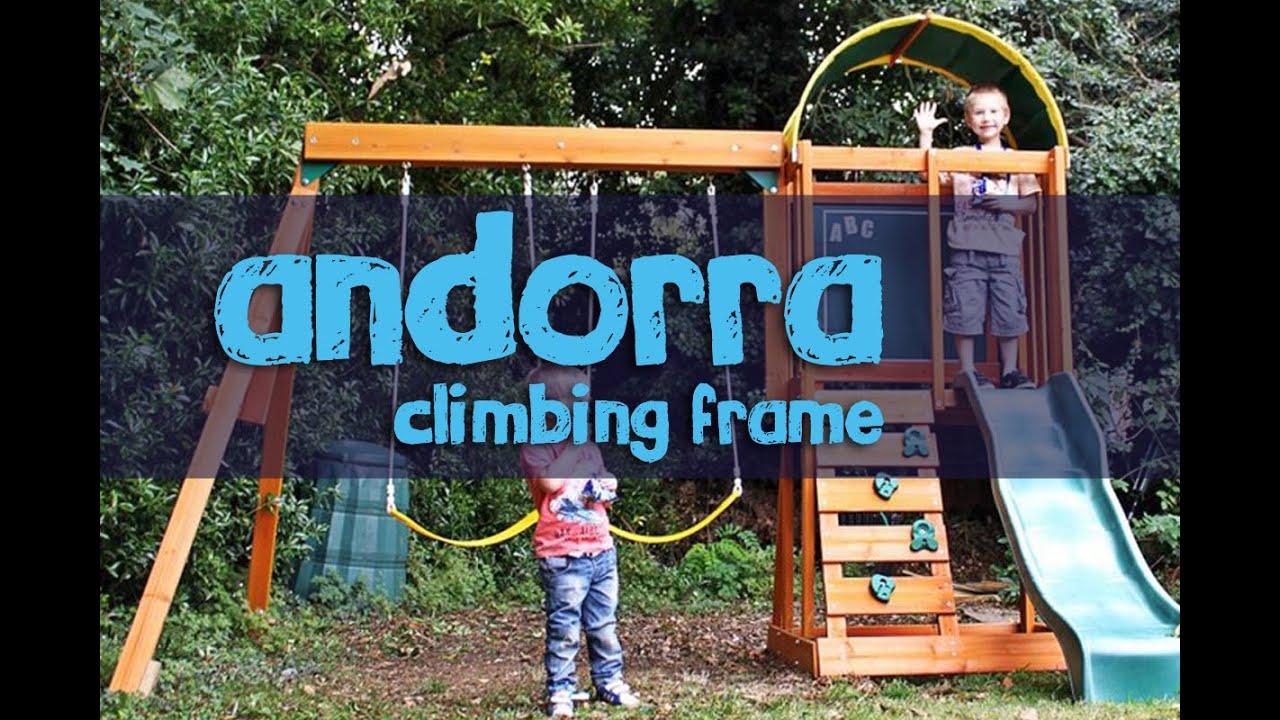selwood andorra climbing frames youtube