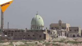 شاهد...ماذا حل  بأبرز معاقل المسلحين في ريف حماة