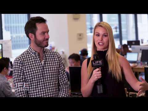Grand Central Tech: Co-Founder Matthew Harrigan | Life Tomorrow
