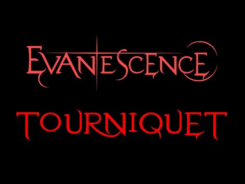 Evanescence - Tourniquet Lyrics (Fallen)