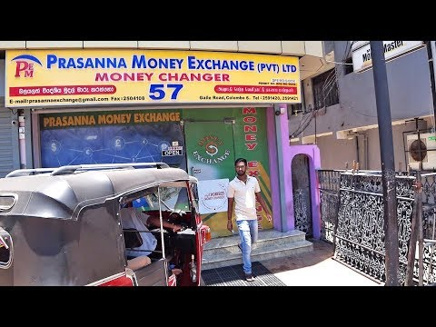 Prasanna Money Exchange Colombo 06 Sri Lanka #USD #TheBest