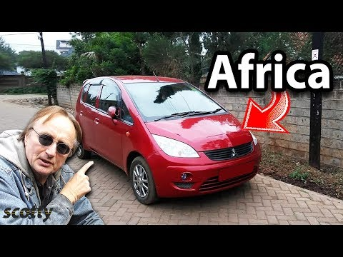 What Cars are Really Like in Africa