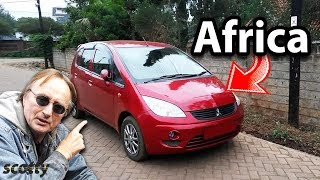 What Cars are Like in Africa, Mitsubishi Colt