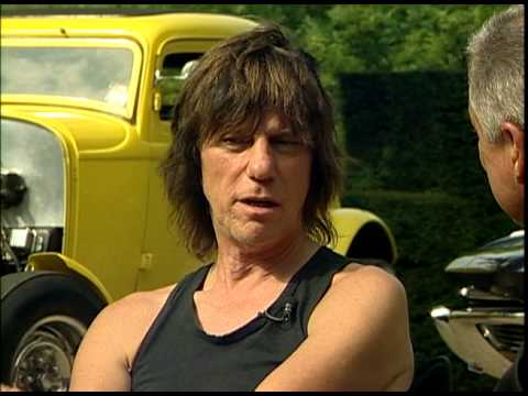 Jeff Beck --Music and Cars Part 1