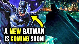 NO Ben Affleck...For now? A New YOUNGER BATMAN in 2021 is Coming!