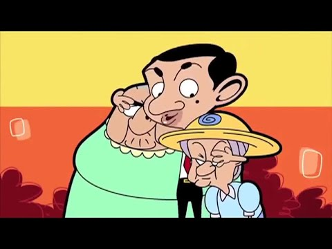 NEW Mr Bean Animated Series ᴴᴰ Best 30 Minutes Non-Stop Cartoons! New Collection 2016 :: PART 4
