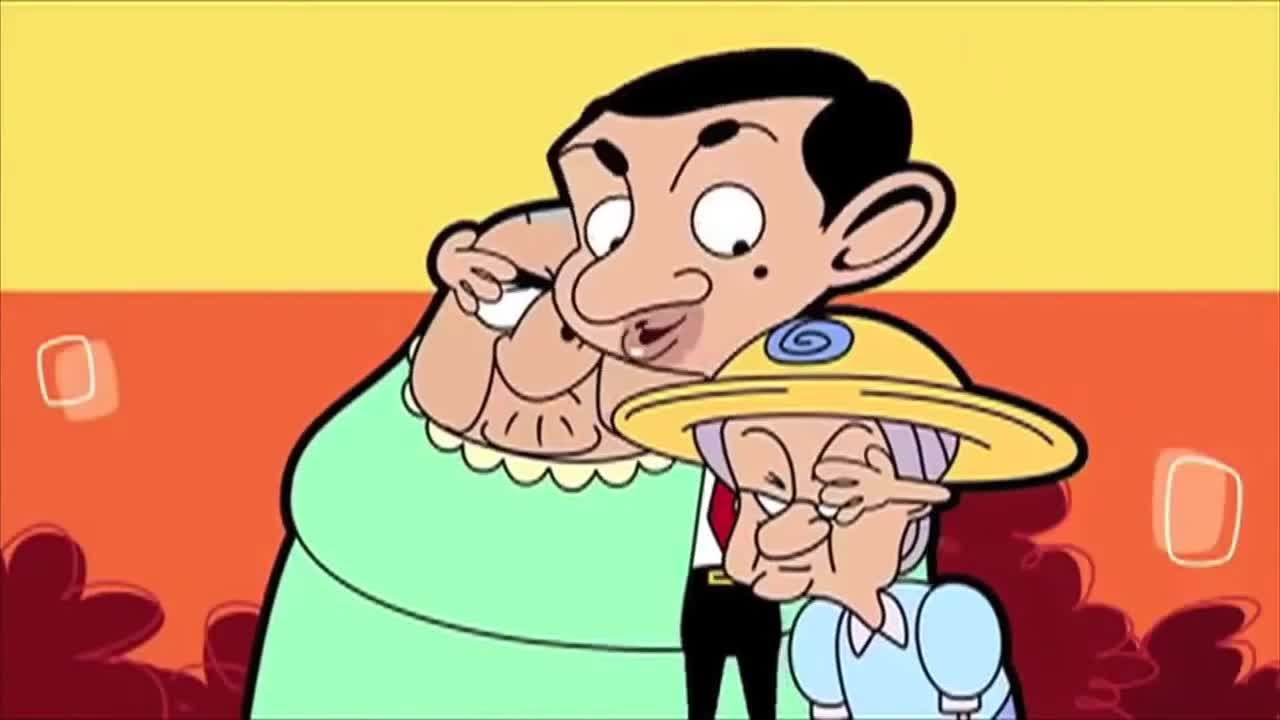 Download NEW Mr Bean Animated Series ᴴᴰ Best 30 Minutes Non-Stop Cartoons! New Collection 2016 :: PART 4