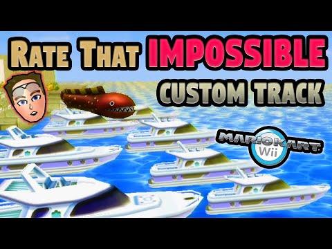 Mario Kart Wii's Impossible Custom Tracks Ep. 11