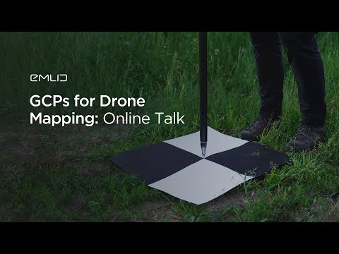GCPs in Drone Mapping