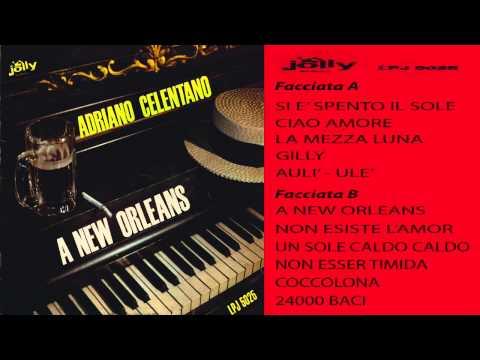 Adriano Celentano - A New Orleans - 1962