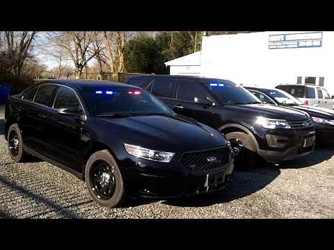 2 PI Sedans and 1 PI Utility for Atlantic County Prosecutors Office