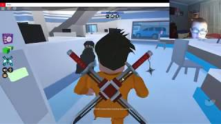 playing roblox jailbreak with brotherfungaming