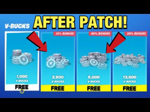 **WORKING** How To Get FREE V BUCKS In Fortnite Chapter 2 Season 2! (PS4/XBOX/PC) VBUCKS GLITCH 2020