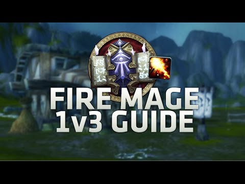 how to play firemage in pvp