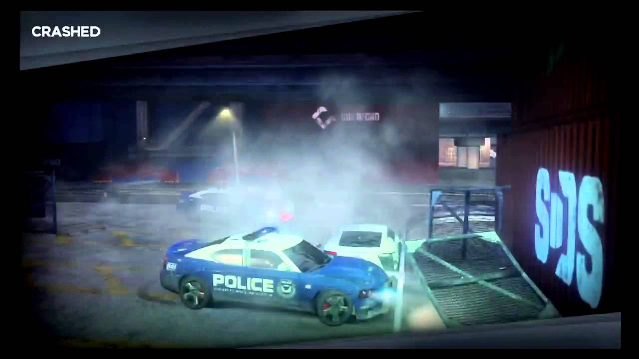 NFS01 Need For Speed Most Wanted Gameplay 2018