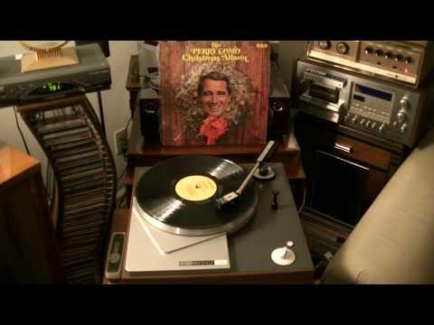 The Perry Como Christmas Album... 1....