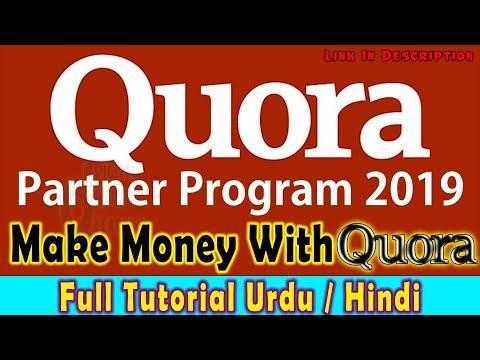 quora-partner-program-2019-|-earn-money-online-with-quora-|-full-tutorial-urdu/hindi