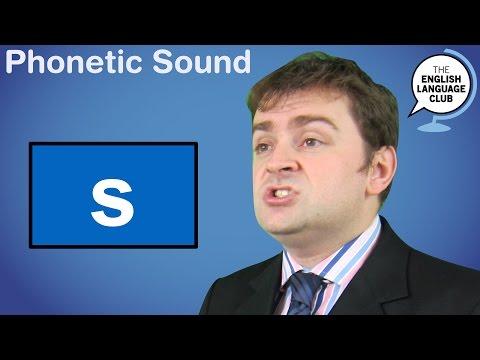 The /s/ Sound