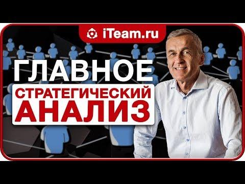 ГЛАВНЫЙ ВОПРОС СТРАТЕГИЧЕСКОГО АНАЛИЗА [Русский Менеджмент]