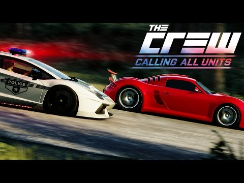 THE CREW CALLING ALL UNITS - LAUNCH TRAILER [AUT]