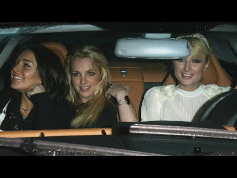 Paris Hilton Says Lindsay Lohan Crashed Her Girls Night Out with Britney Spears in 2006