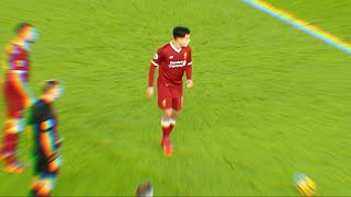 When Coutinho was one of the best players in the world..