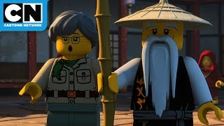 Ninjago: Masters of Spinjitzu | The Oni Have Returned | Cartoon Network