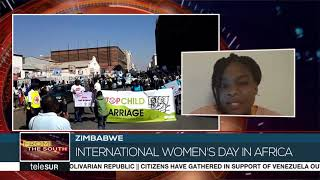 Roots Africa Women and Children's Rights Organisation. -Part 1-