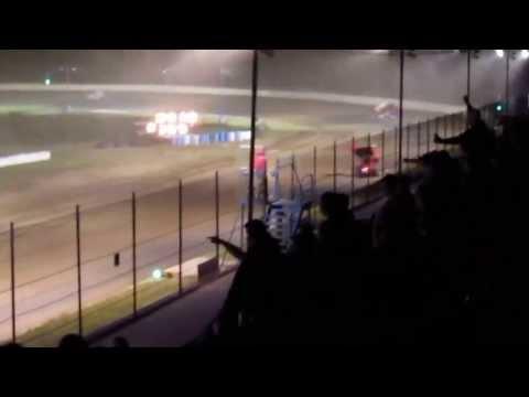 Dustin Daggett Hartford Motor Speedway 6-14-13