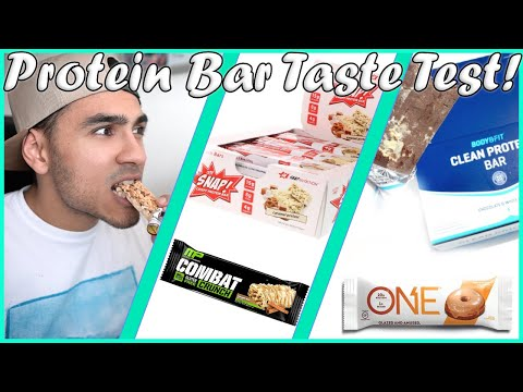 Top 5 Protein Bars | Best Protein Bars 2020