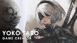 Yoko Taro, Game Creator (NieR, Drakengard series) - toco toco