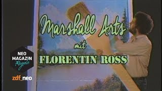 Marshall Arts mit Florentin Ross   NEO MAGAZIN ROYALE mit Jan Böhmermann - ZDFneo
