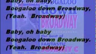 Fantastic Johnny C - Boogaloo Down Broadway