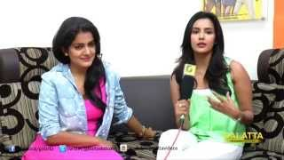 Priya Anand and Vishaka Singh On Oru Oorla Rendu Raja | Galatta Tamil