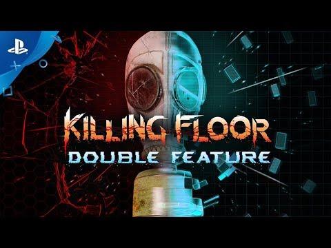 Killing Floor: Double Feature | Announcement Trailer | PS4 & PSVR