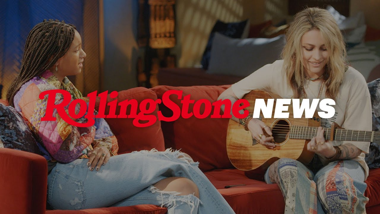 Paris Jackson Performs New Song 'Freckles' on 'Red Table Talk'   RS News 6/16/21
