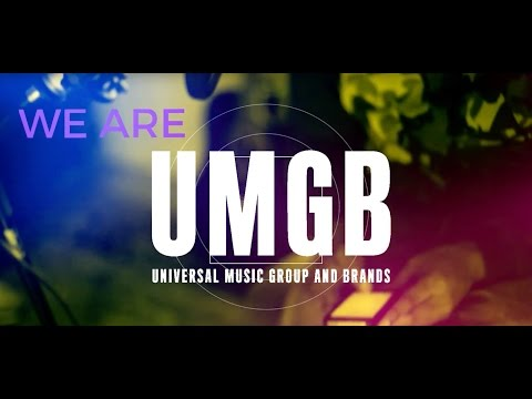 We are Universal Music Group & Brands