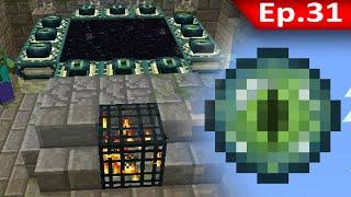 Tackle⁴⁸²⁶ Minecraft (1.7.9) #31 - หา Stronghold แบบมีหลักการ