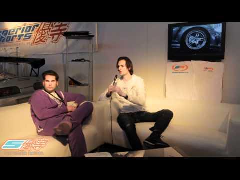 Superior TV - Micke & Pierre snackar om deras egna betygsättningssystem - Elmia 2011.
