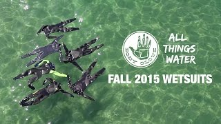 Fall 2015 Body Glove Wetsuits