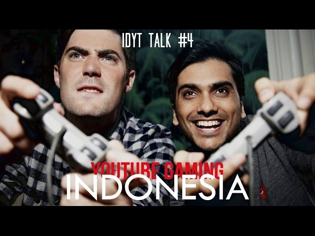 Youtube Gaming Indonesia | IDYT Talk #3